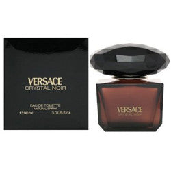 Versace Crystal Noir for Woman by Versace EDT Spray 3.0 oz - Discount Fragrance at Cosmic-Perfume