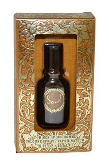 Curve Soul for Men by Liz Claiborne Cologne Spray 0.50 oz - Discount Fragrance at Cosmic-Perfume