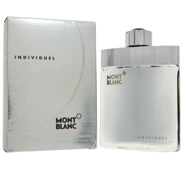 Individuel Cologne for Men by Mont Blanc EDT Spray 2.5 oz - Discount Fragrance at Cosmic-Perfume