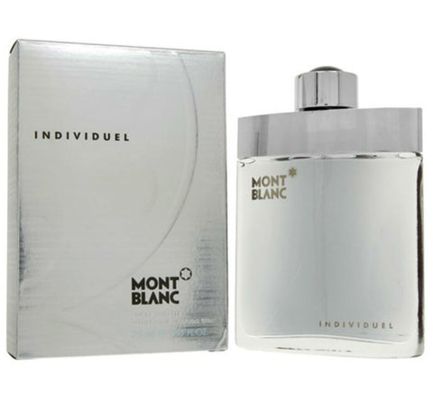 Individuel Cologne for Men by Mont Blanc EDT Spray 2.5 oz - Cosmic-Perfume