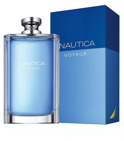 Nautica Voyage for Men by Nautica EDT Spray 6.7 oz - Discount Fragrance at Cosmic-Perfume