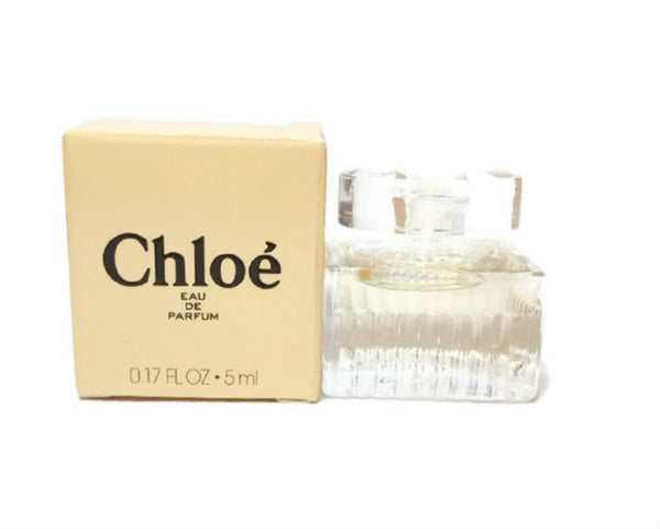 Chloe (New) for Women by Chloe EDP Miniature Splash 0.17 oz - Cosmic-Perfume