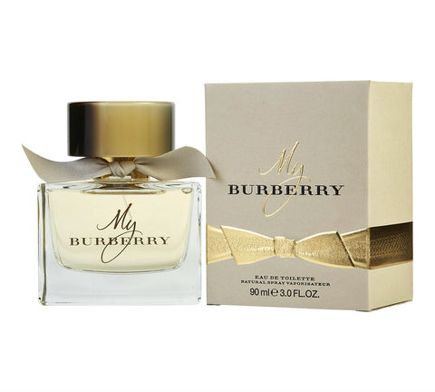 My Burberry for Women by Burberry Eau de Toilette Spray 3.0 oz - Cosmic-Perfume