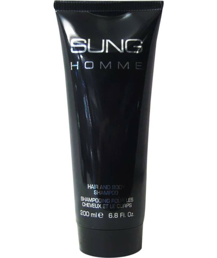 Sung Homme for Men Alfred Sung Hair & Body Shampoo 6.8 oz - Cosmic-Perfume