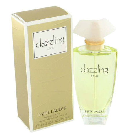 Dazzling Gold for Women by Estee Lauder EDP Spray 2.5 oz - Discount Fragrance at Cosmic-Perfume