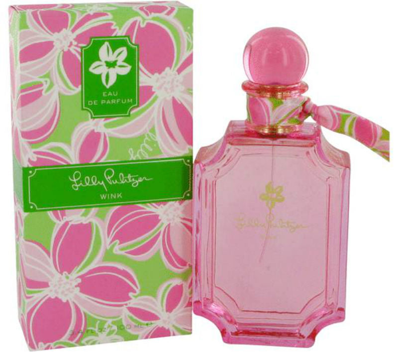 Lilly Pulitzer Wink for Women by Lilly Pulitzer EDP Spray 3.4 oz - Cosmic-Perfume