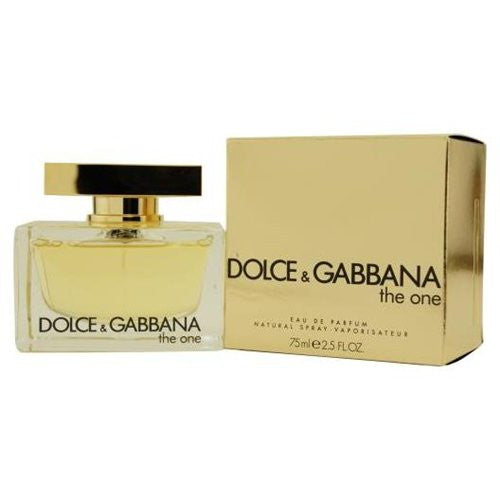 D & G The One for Women by Dolce & Gabbana EDP Spray 2.5 oz - Cosmic-Perfume