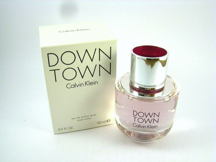 DOWNTOWN for Women by Calvin Klwin EDP Spray 3.0 oz (Tester) - Cosmic-Perfume