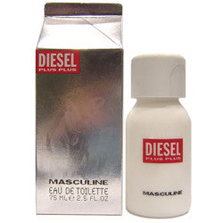Diesel Plus Plus for Men by Diesel EDT Spray 2.5 oz - Discount Fragrance at Cosmic-Perfume
