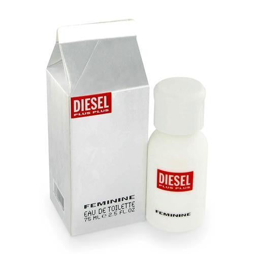 Diesel Plus Plus for Women by Diesel EDT Spray 2.5 oz - Cosmic-Perfume