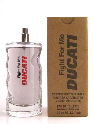 Ducati Fight for Me for Men by Ducati EDT Spray 3.3 oz (Tester) - Discount Fragrance at Cosmic-Perfume