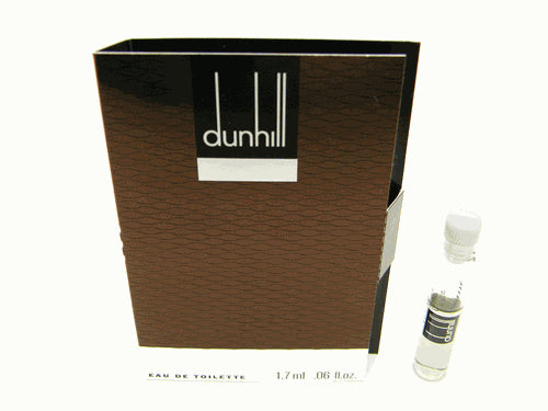 Dunhill Man (Brown) for Men by Alfred Dunhill EDT Splash Vial 0.06 oz - Discount Fragrance at Cosmic-Perfume