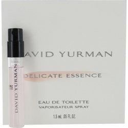 DELICATE Essence for Women by David Yurman EDT Vial Spray 0.05 oz - Discount Fragrance at Cosmic-Perfume