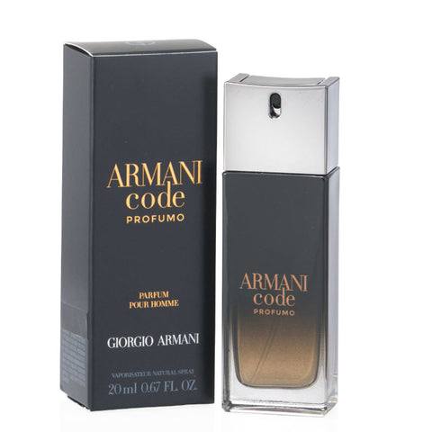 Armani Code PROFUMO for Men by Giorgio Armani Parfum Spray 0.67 oz - Cosmic-Perfume