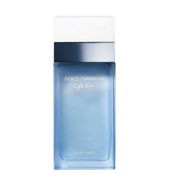 Light Blue Love in Capri for Women by Dolce & Gabbana EDT Spray 3.3 oz (Tester) - Discount Fragrance at Cosmic-Perfume