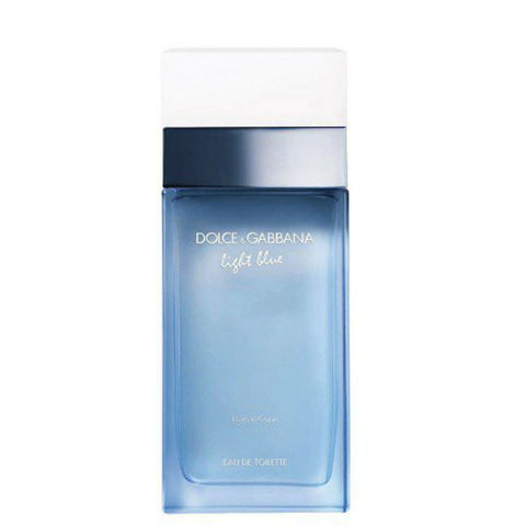 Light Blue Love in Capri for Women by Dolce & Gabbana EDT Spray 3.3 oz (Tester) - Cosmic-Perfume