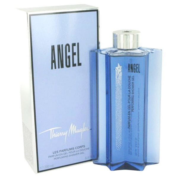 Angel for Women by Thierry Mugler Perfuming Shower Gel 6.8 oz - Discount Bath & Body at Cosmic-Perfume
