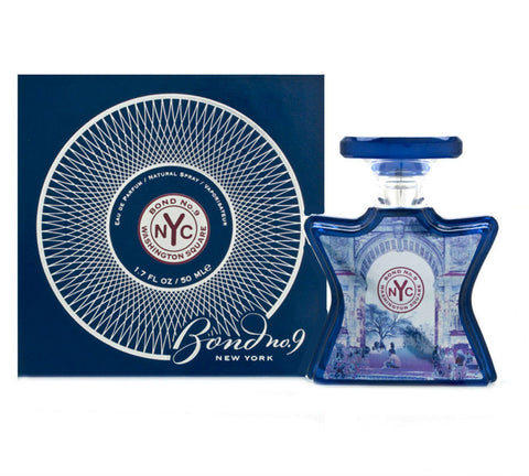 Bond No. 9 WASHINGTON SQUARE Unisex Eau de Parfum Spray 1.7 oz - Discount Fragrance at Cosmic-Perfume