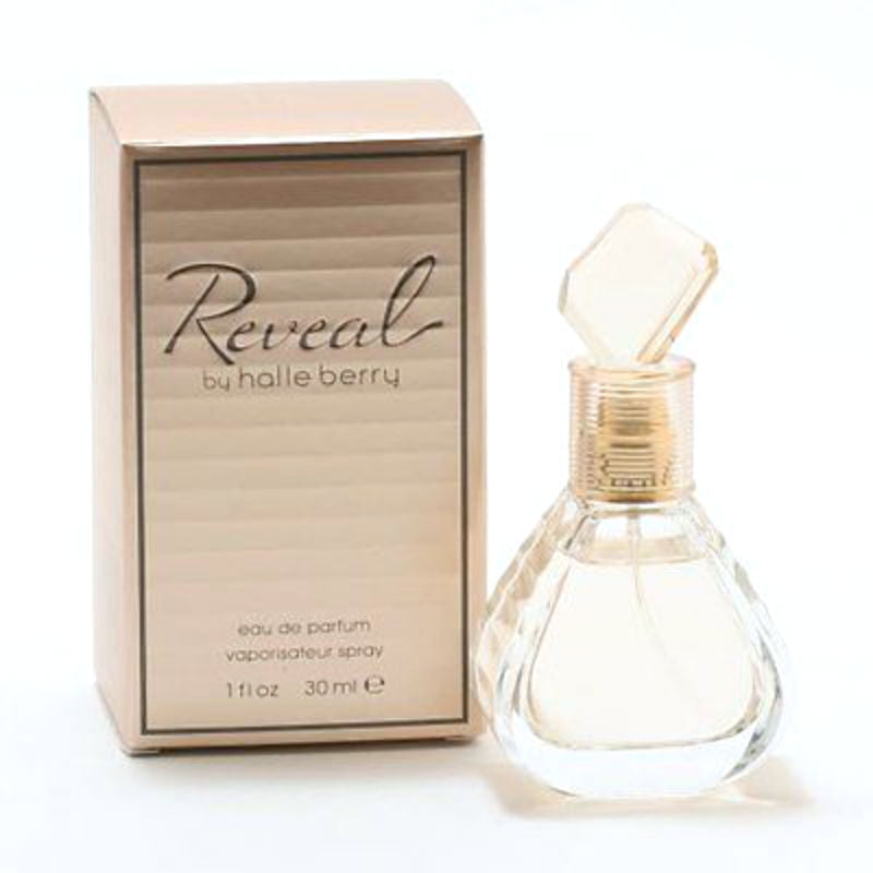 Reveal for Women by Halle Berry EDP Spray 1.0 oz  Sealed Dented Box