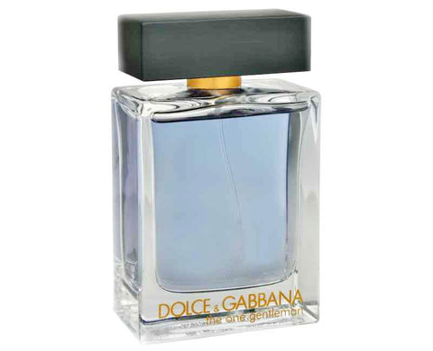 The One Gentleman for Men by Dolce & Gabbana EDT Spray 1.6 oz (Unboxed) - Cosmic-Perfume