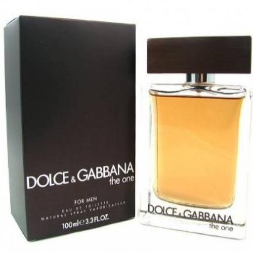 The One for Men by Dolce & Gabbana EDT Spray 3.3 oz