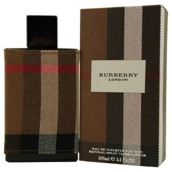 Burberry London (New) for Men by Burberry EDT Spray 3.3 oz - Cosmic-Perfume