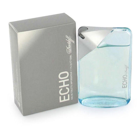 Echo for Men by Davidoff EDT Spray 1.75 oz - Discount Fragrance at Cosmic-Perfume