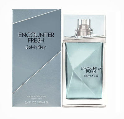 Encounter Fresh for Men by Calvin Klein EDT Spray 3.4 oz - Discount Fragrance at Cosmic-Perfume