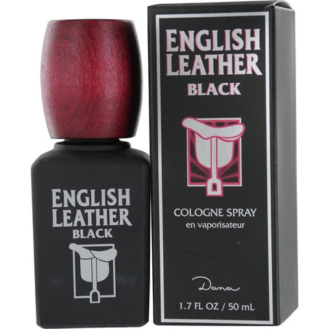 English Leather Black for Men by Dana Cologne Spray 1.7 oz (New in Box) - Discount Fragrance at Cosmic-Perfume
