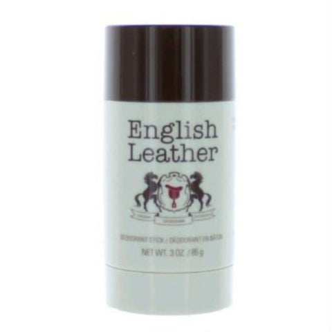 English Leather for Men by Dana Deodorant Stick 3.0 oz - Discount Bath & Body at Cosmic-Perfume