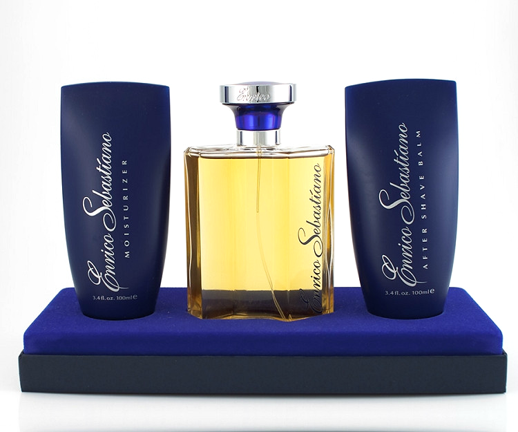 Enrico Sebastiano for Men by Enrico Sebastiano 3 Pc Gift Set - Large - Cosmic-Perfume