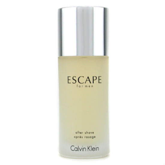 ESCAPE for MEN by Calvin Klein After Shave Splash 3.4 oz (Unboxed) - Cosmic-Perfume