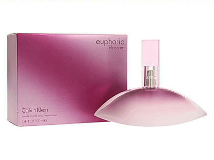 Euphoria Blossom for Women By Calvin Klein EDT Spray 3.4 oz - Discount Fragrance at Cosmic-Perfume