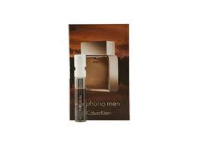 Euphoria Intense for Men by Calvin Klein EDT Vial Spray Sample - Discount Fragrance at Cosmic-Perfume