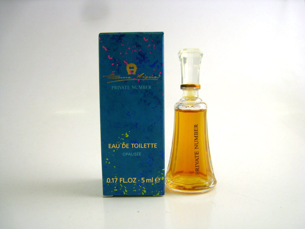 Private Number Opalisee for Women by Etienne Aigner EDT Splash Miniature 0.17 oz