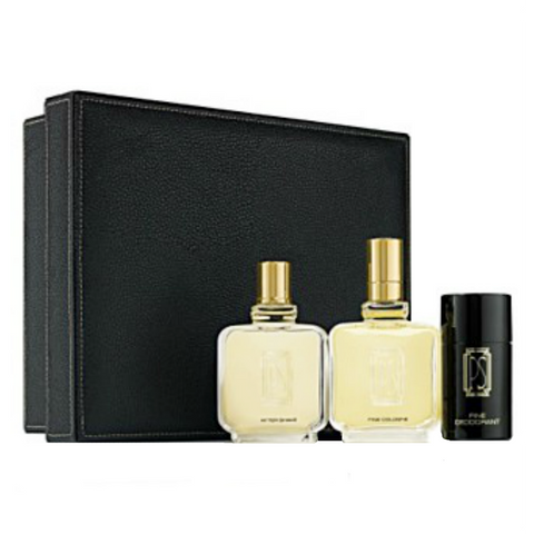 PS for Men Paul Sebastian Cologne Spray 4.0 oz After Shave 4.0 oz & Deo GIFT SET - Cosmic-Perfume