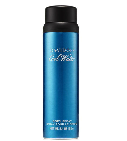Cool Water for Men by Davidoff Body Spray 5.4 oz - Cosmic-Perfume