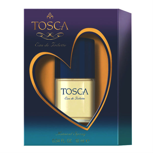 Tosca for Women by Maurer & Wirtz EDT Spray 0.34 oz - Discount Fragrance at Cosmic-Perfume
