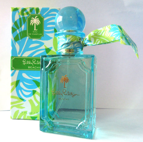 Lilly Pulitzer Beachy for Women by Lilly Pulitzer EDP Spray 1.7 oz - Discount Fragrance at Cosmic-Perfume