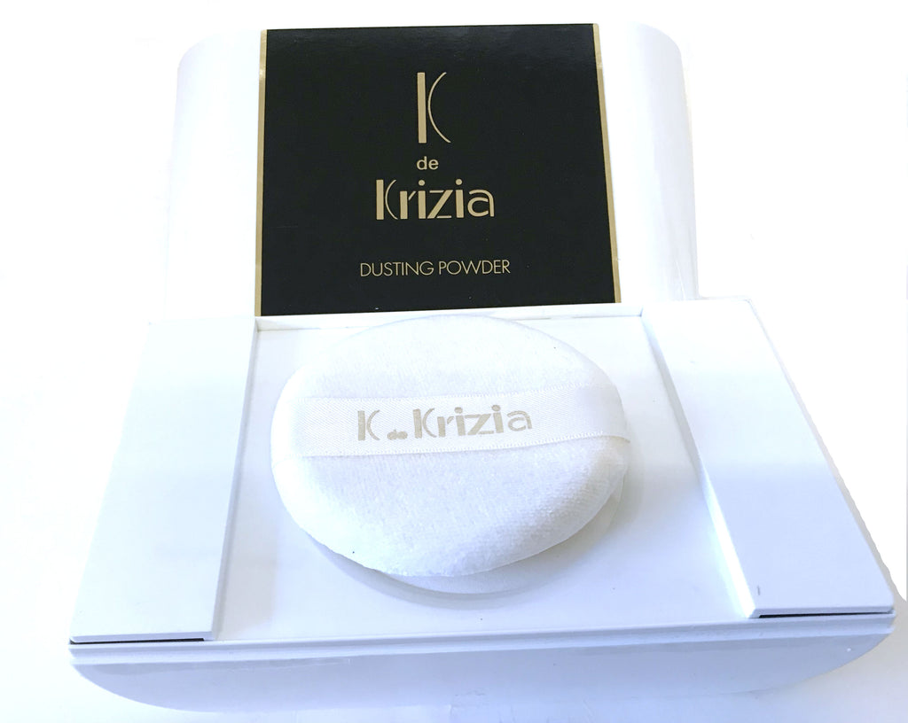 K de Krizia for Women by Krizia Dusting Powder 5.3 oz *Rare