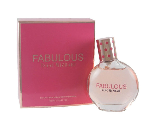 Fabulous for Women by Isaac Mizrahi EDP Spray 1.0 oz - Discount Fragrance at Cosmic-Perfume