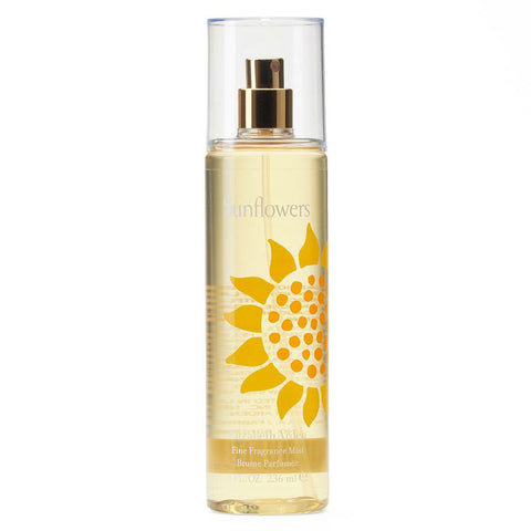 Sunflowers for Women by Elizabeth Arden Fine Fragrance Body Mist Spray 8.0 oz - Cosmic-Perfume