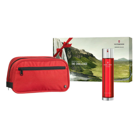 Swiss Army for Women by Victorinox EDT Spray 3.4 oz + Bag Set - Cosmic-Perfume