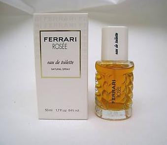 Ferrari Rosee for Women by Ferrari EDT Spray 1.7 oz - Discount Fragrance at Cosmic-Perfume