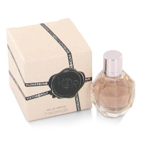 Flowerbomb for Women by Viktor & Rolf EDP Miniature Splash 0.25 oz - Discount Fragrance at Cosmic-Perfume