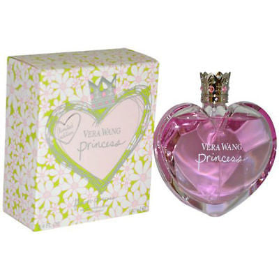Flower Princess for Women by Vera Wang EDT Spray 3.4 oz (New in Sealed Box - Discount Fragrance at Cosmic-Perfume