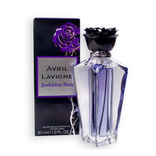 Forbidden Rose for Women by Avril Lavigne EDP Spray 1.0 oz - Discount Fragrance at Cosmic-Perfume