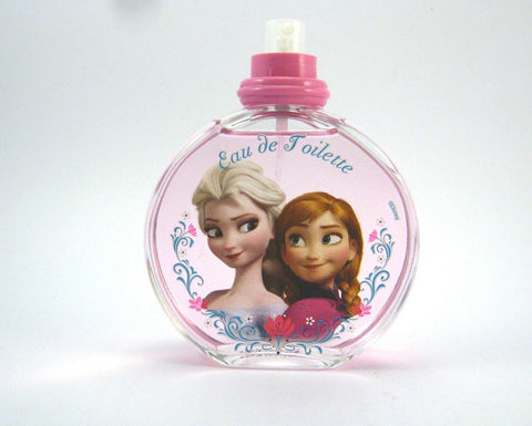 Frozen for Girls by Disney EDT Spray 3.4 oz (Tester) - Discount Fragrance at Cosmic-Perfume