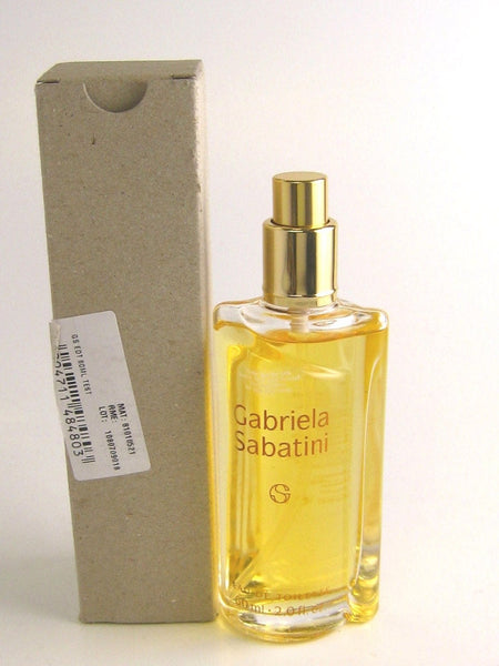 Gabriela Sabatini for Women by Gabriella Sabatini EDT Spray 2.0 oz (Tester) - Discount Fragrance at Cosmic-Perfume