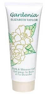 Gardenia for Women by Elizabeth Taylor Shower Gel 3.3 oz - Discount Bath & Body at Cosmic-Perfume